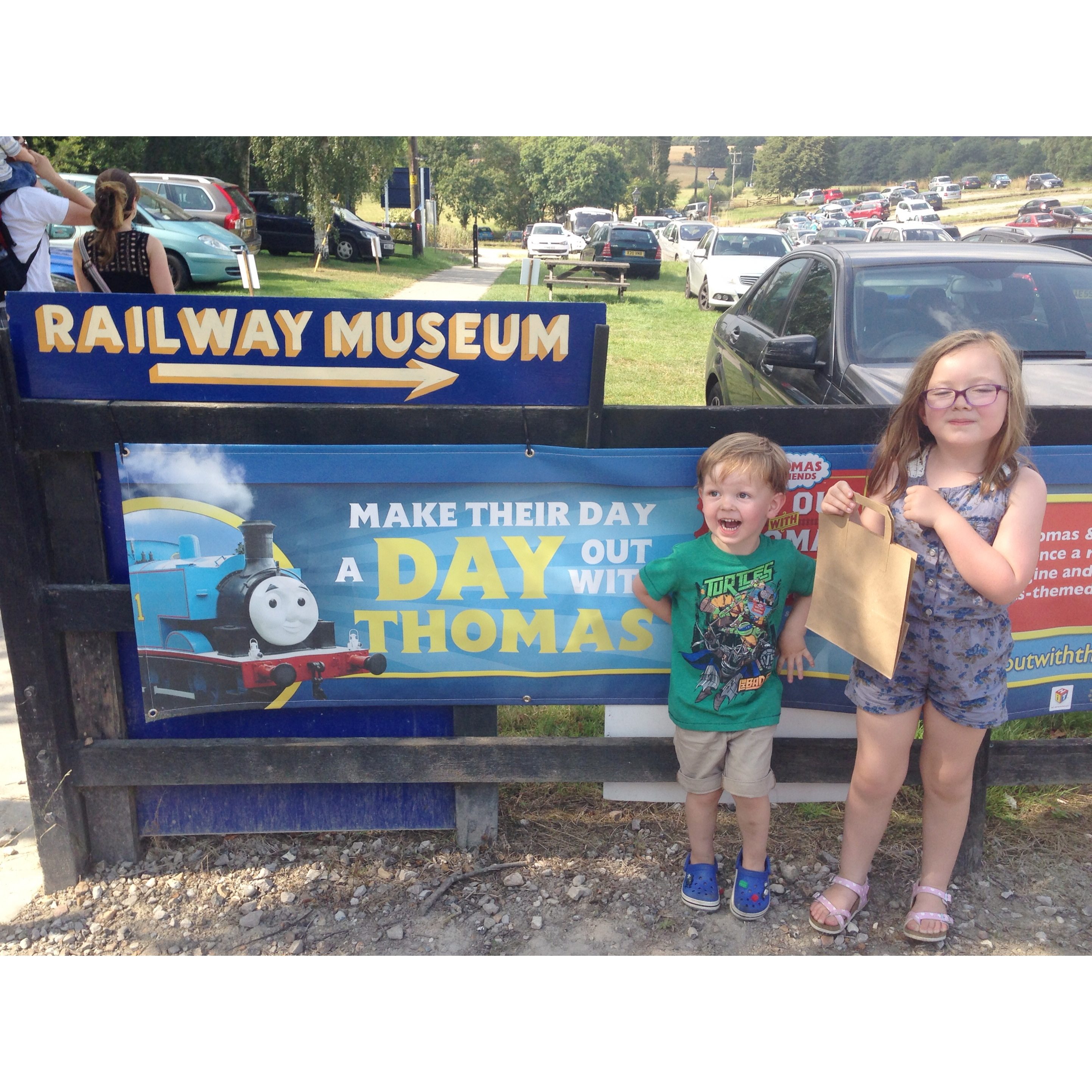 Day Out With Thomas 2014 Tickets