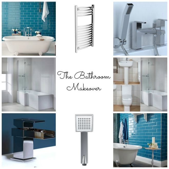The House Makeover #The Bathroom
